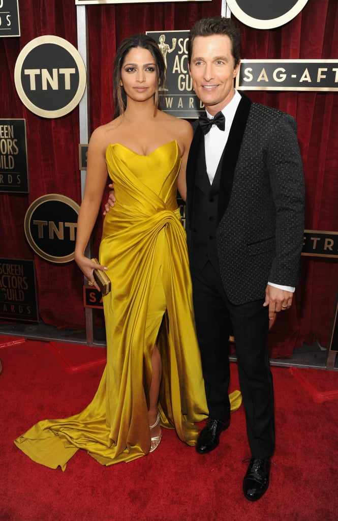 Camila Alves at the SAG Awards 2014