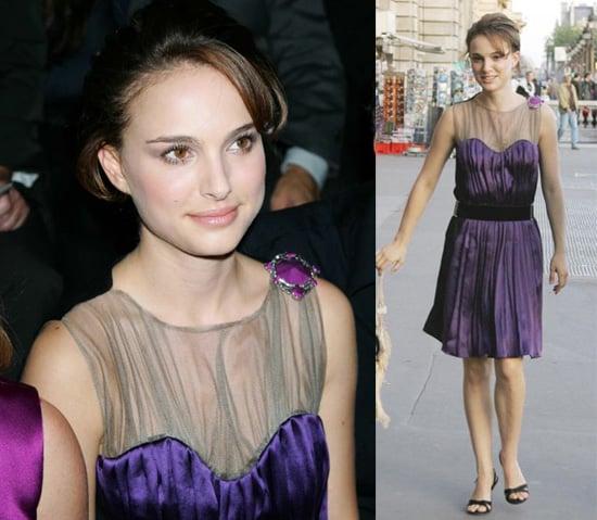 Natalie's Audrey Dress up for Grabs
