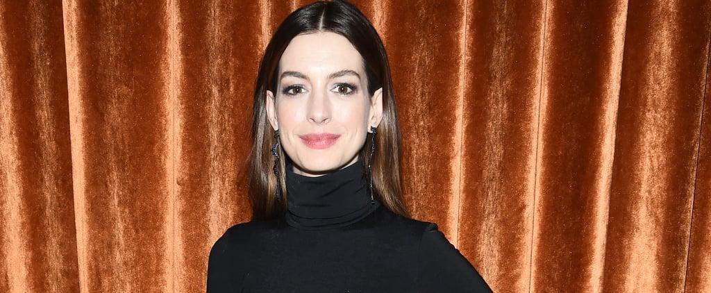 Anne Hathaway Shag Haircut 2019