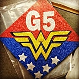 Wonder Woman is always a good choice.  Source: Instagram user mnkje64371