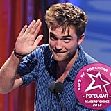 Sexiest Man: Robert Pattinson