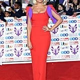 Holly Willoughby at the Pride of Britain Awards, October 2019