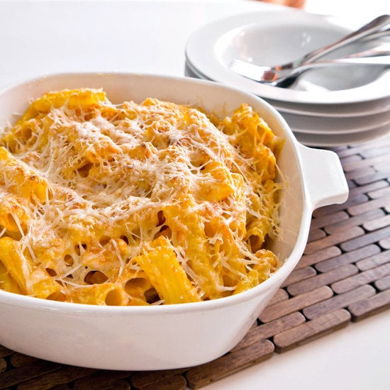 Pumpkin: Fall Pasta Bake