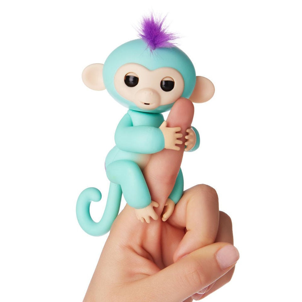 Popular Toys Baby : Wowwee fingerlings interactive baby monkey toy popular