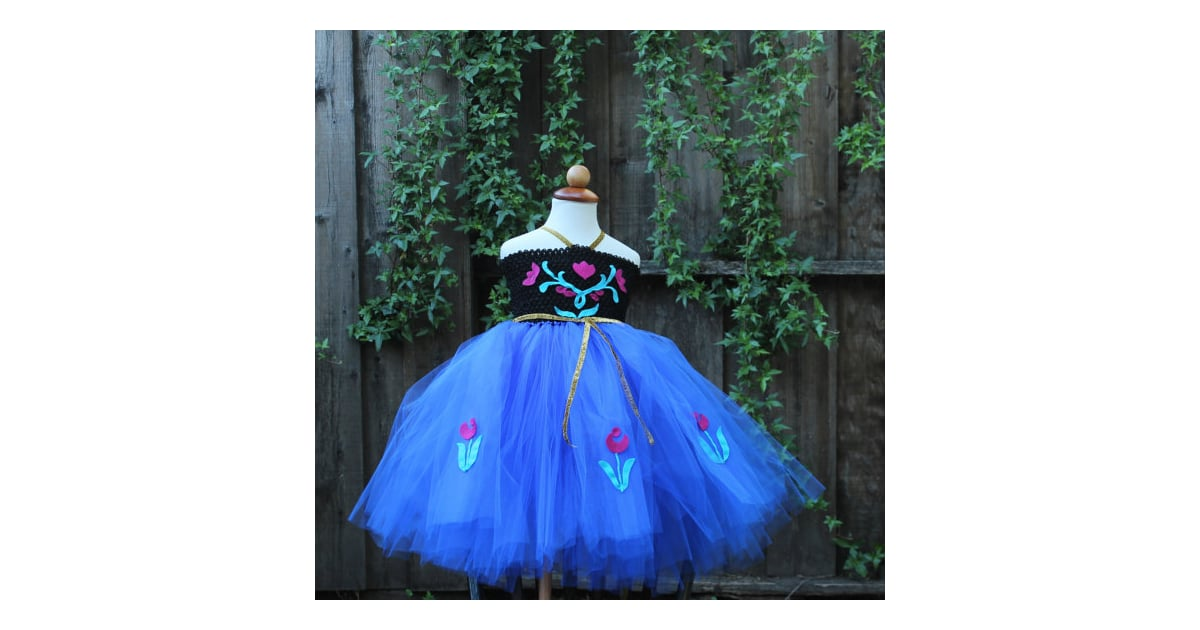 This Princess Anna Tutu Dress 69 Looks Perfectly Comfy For A Night