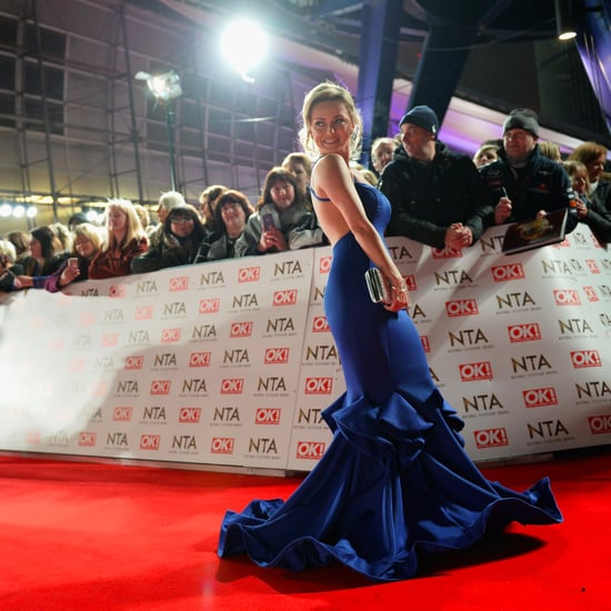 Celebrities at the National Television Awards 2017