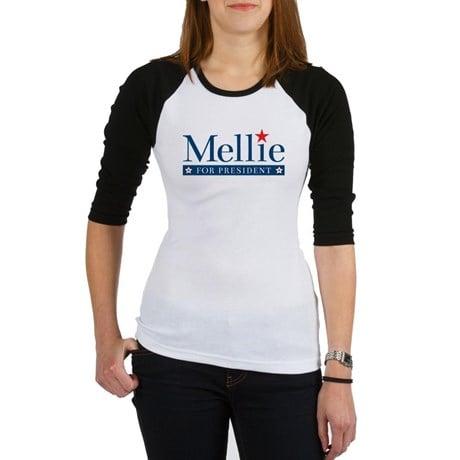 Mellie For President Shirt ($30)