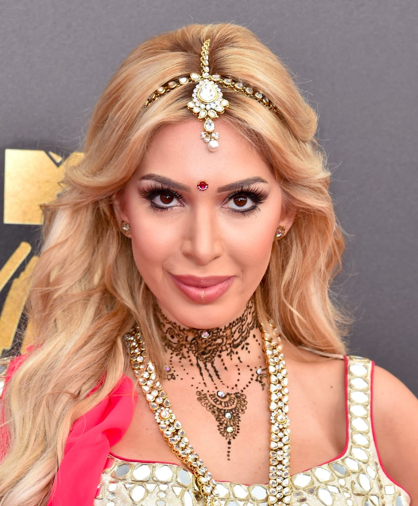 """Farrah Abraham Responds to Cultural Appropriation Claims: """"I Wanted to Bring Culture to the Red Carpet"""""""