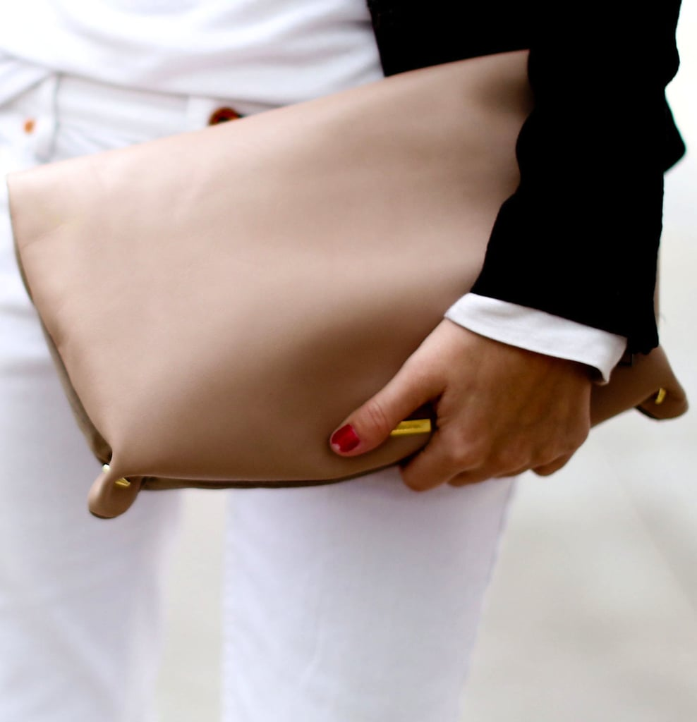 Simplicity goes a long way, as seen here with this light camel clutch.