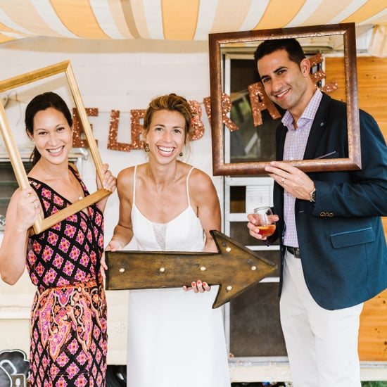 How to Decorate a Wedding With Things You Own