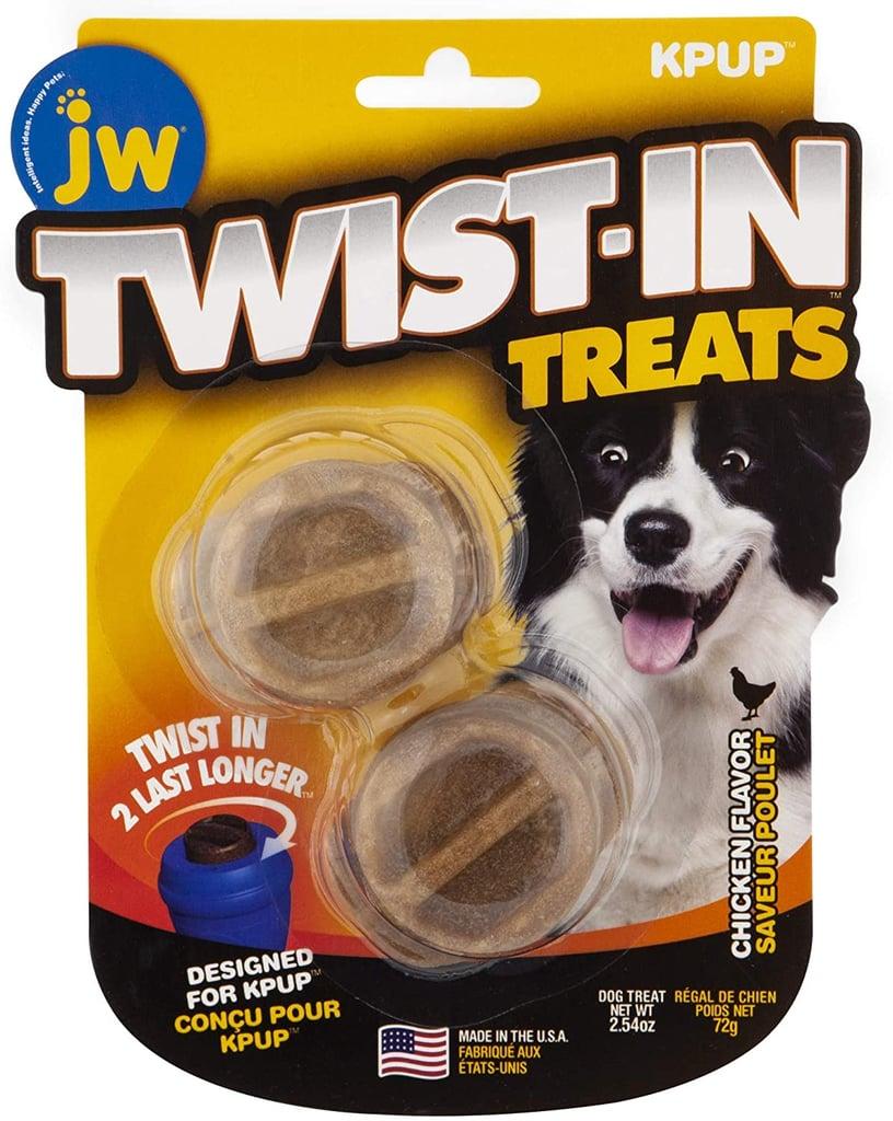 JW Twist-In Treats Toy