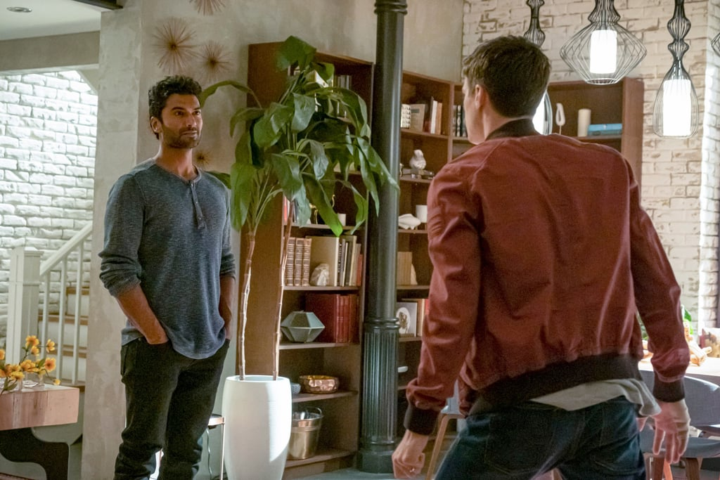 Sendhil Ramamurthy as Dr. Ramsey Rosso in The Flash