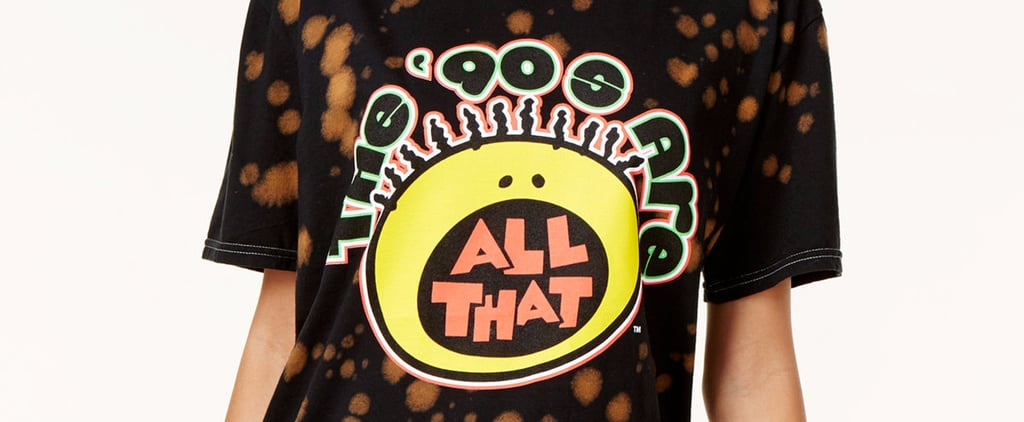 Even Football Heads Will Love This '90s Nickelodeon Clothing Line at Macy's