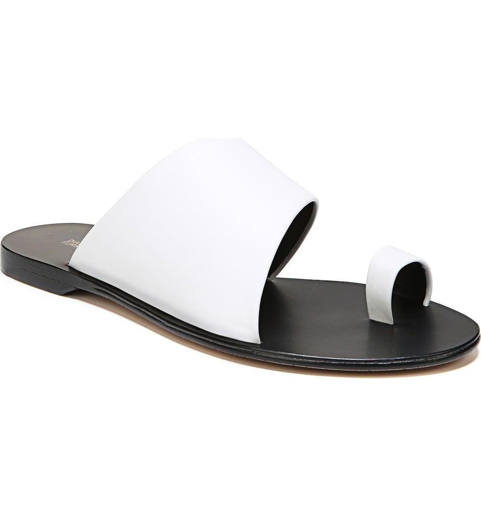 Diane von Furstenberg Brittany Toe Loop Sandal
