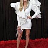Heidi Klum at the 2019 Grammy Awards