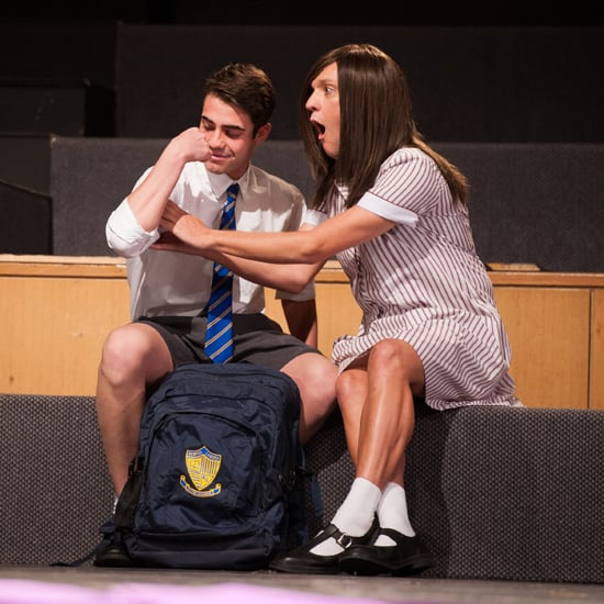 Ja'mie Private School Girl Dance For Mitchell Video