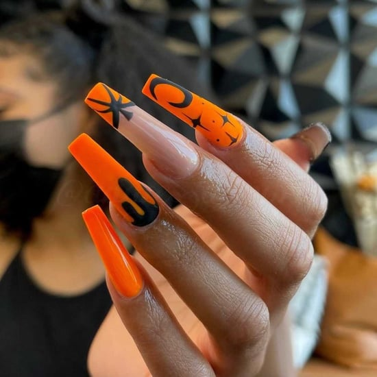 20 Sexy Halloween Nail-Art Ideas to Try This Month