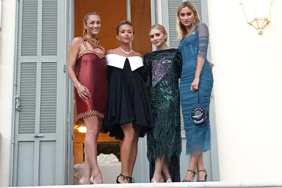Mary-Kate and Ashley Olsen Join More Style Stars at Lavish A-List Wedding in the South of France