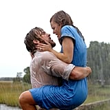 Ryan Gosling and Rachel McAdams, The Notebook
