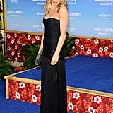 Jennifer Aniston Goes With a Long and Sexy Dolce & Gabbana Gown For Her NYC Premiere