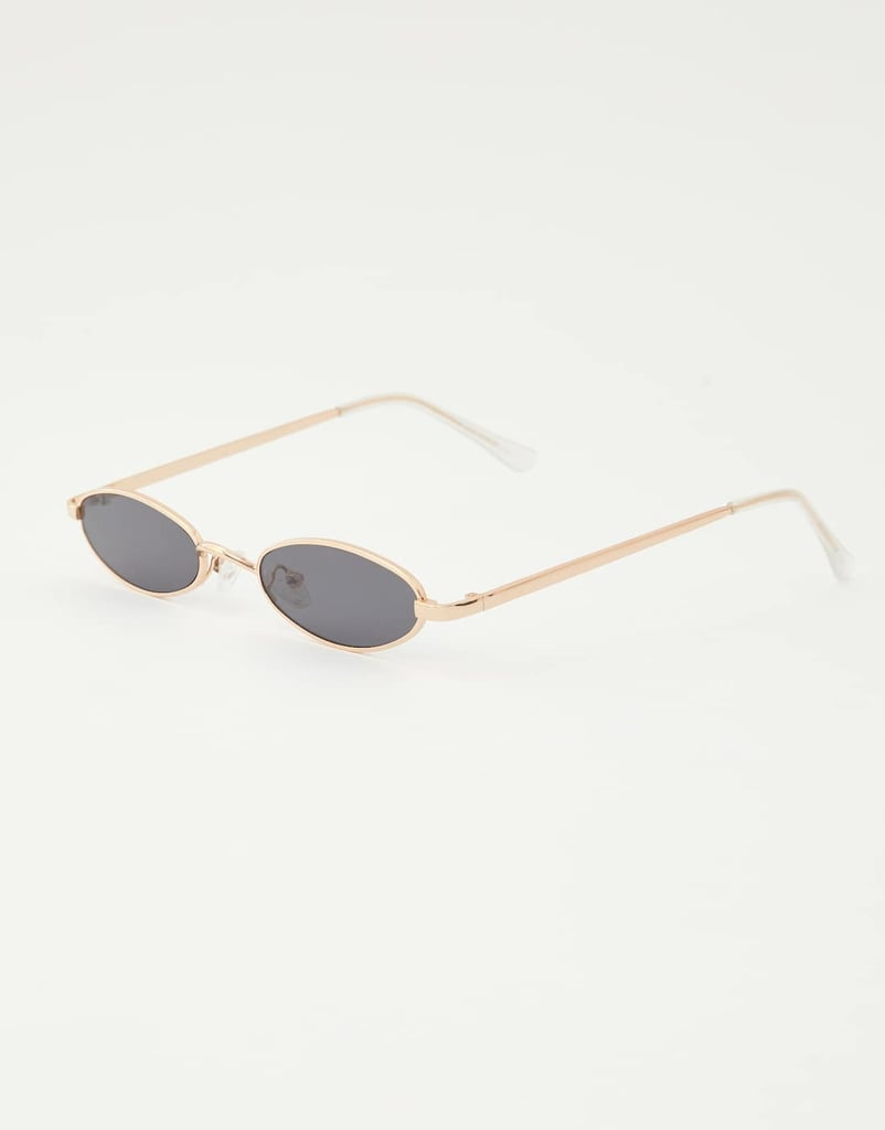 pull&bear Small cateye sunglasses