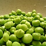 Steamed: Peas