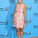 Kerry Washington attended the Disney/ABC party at the Beverly Hilton Hotel during the Summer TCA Tour in Beverly Hills.