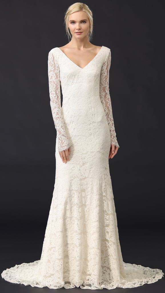 Theia Nicole Lace Gown ($1,495)