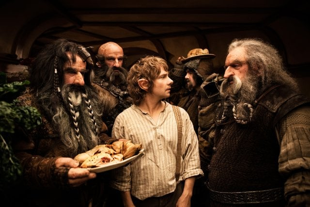8. The Hobbit: An Unexpected Journey