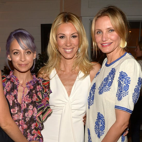 Nicole Richie Set Benji Madden and Cameron Diaz Up