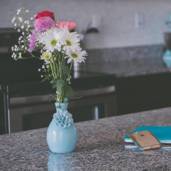How to Put Contact Paper on a Kitchen Counter