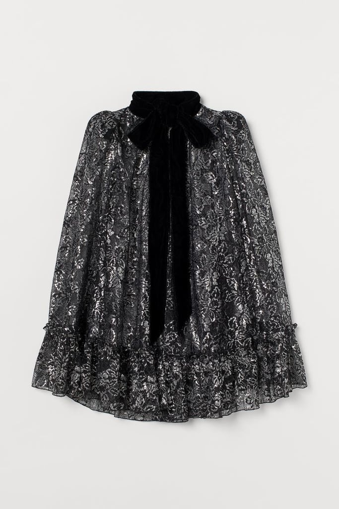 The Vampire's Wife x H&M Lace Cape