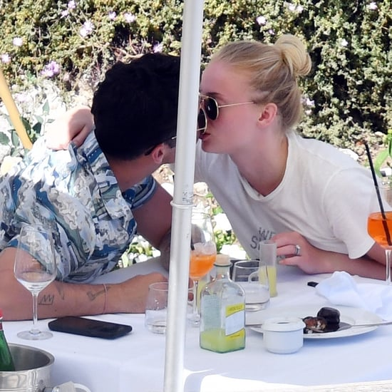 Joe Jonas and Sophie Turner Honeymoon Pictures