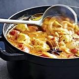 Sam Talbot's White Fish Curry