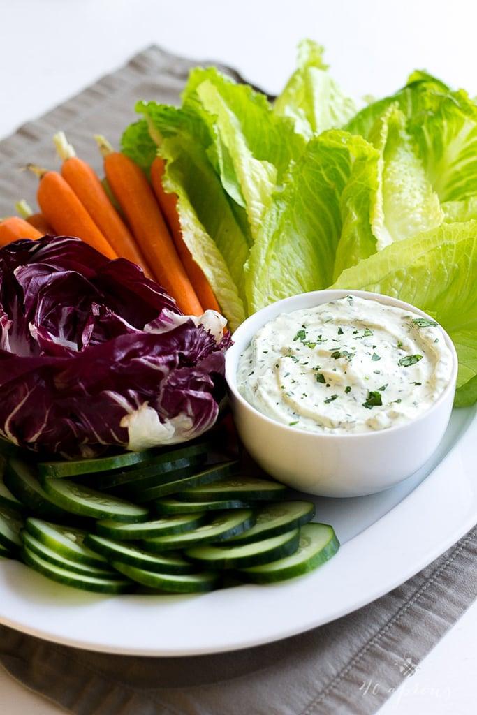 Ina Garten Recipe: Creamy Herb Dip