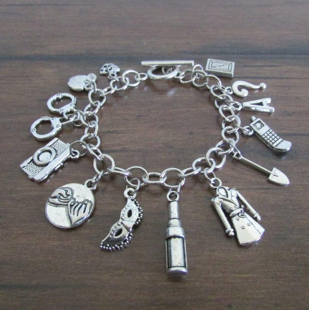 Pretty Little Liars Charm Bracelet ($20)