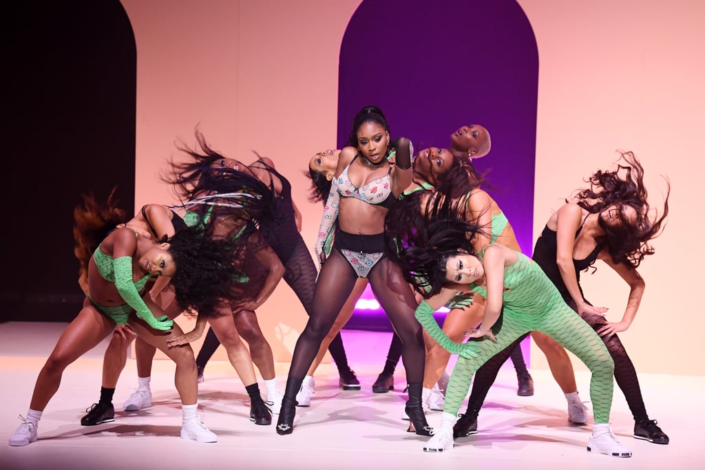 Normani Danced, Not Walked, Down the Runway at Rihanna's Savage x Fenty Show