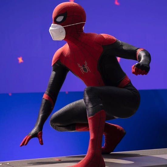 Tom Holland Drops First Spider-Man 3 Photo on Instagram