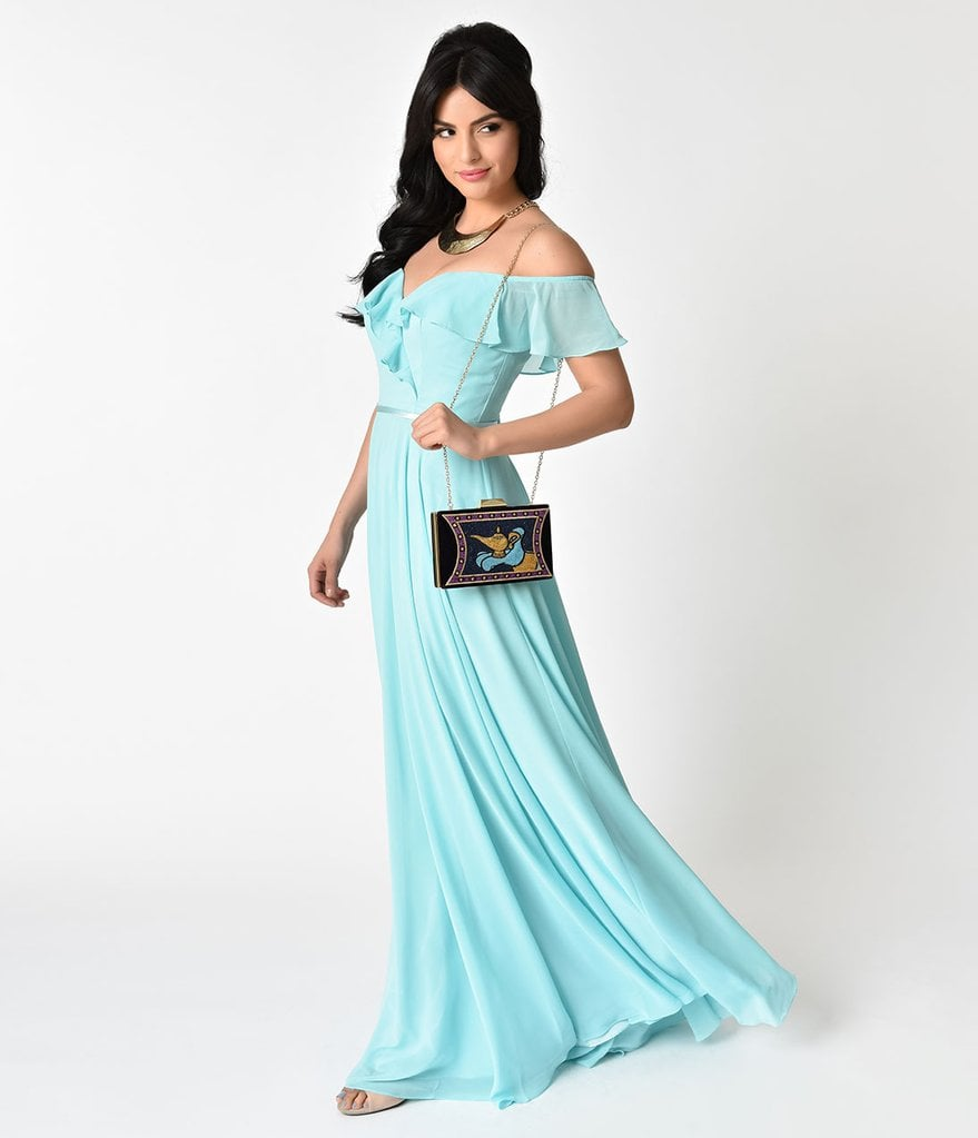 Jasmine | Unique Vintage Disney Prom Dresses | POPSUGAR Moms Photo 17