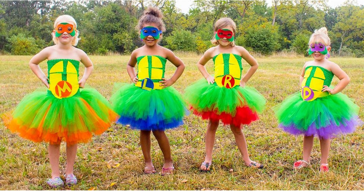 Kids 39 group halloween costume ideas popsugar moms for Children s halloween costume ideas