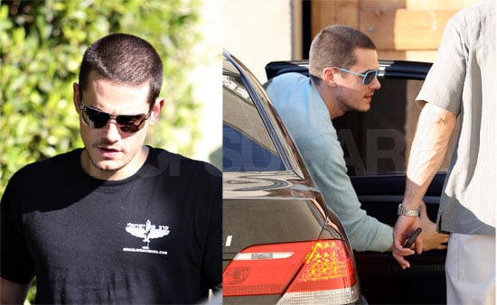 Photos of John Mayer After A Workout in LA