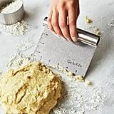 Sur La Table Stainless Steel Dough Scraper