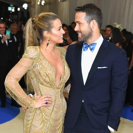 Ryan Reynolds et Blake Lively au Met Gala 2017