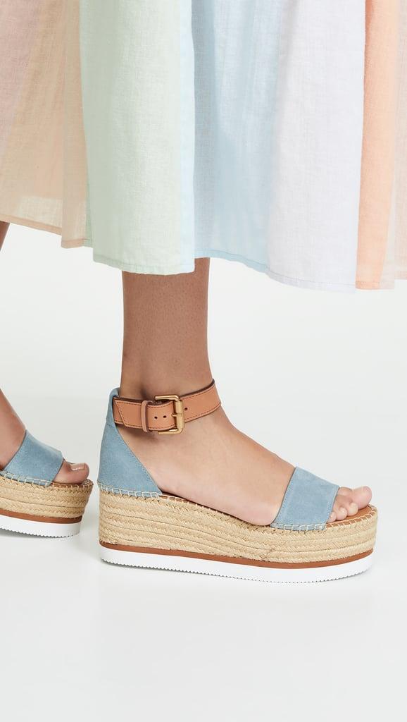010cf36b See by Chloe Wedge Espadrilles   Best Wedge Sandals 2019   POPSUGAR ...