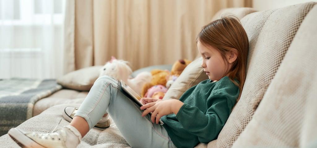 Epic! For Kids Digital Reading Platform