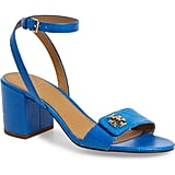 Tory Burch Kira Block Heel Sandals