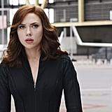 Black Widow in Captain America: Civil War