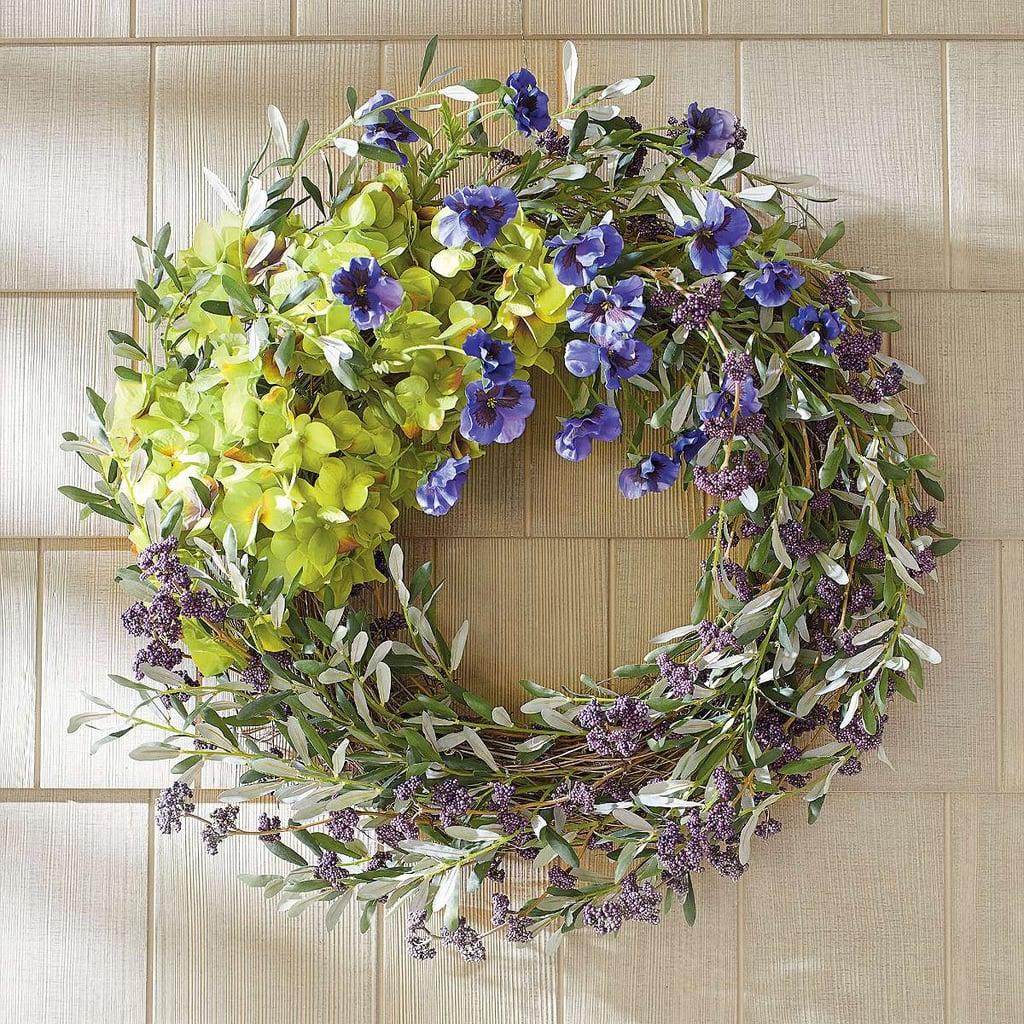 beautiful spring wreaths you can buy online popsugar home