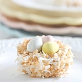 Homemade Marshmallow Nests
