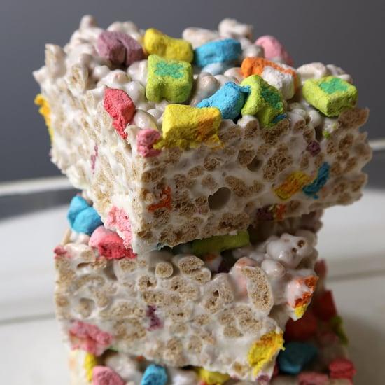 Rainbow Snacks For Kids